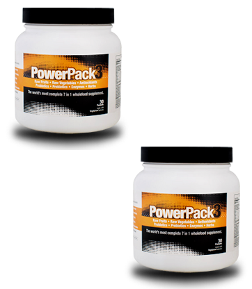 PowerPack3 - 2 Packs SAVE 20% + 50% off Shipping
