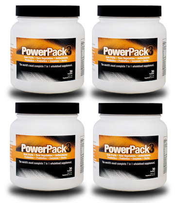 PowerPack3 - 4 Packs SAVE 30% + 65% off Shipping