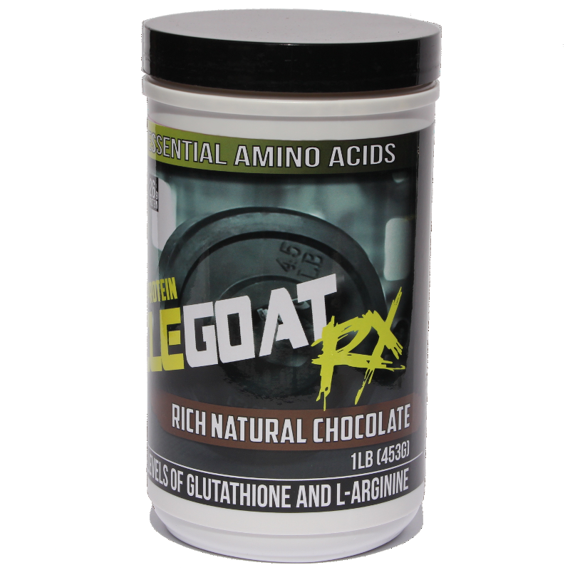 Chocolate Muscle Goat Protein (1 lb) - Save 12%