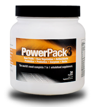 PowerPack3 - Single Pack SAVE 12%