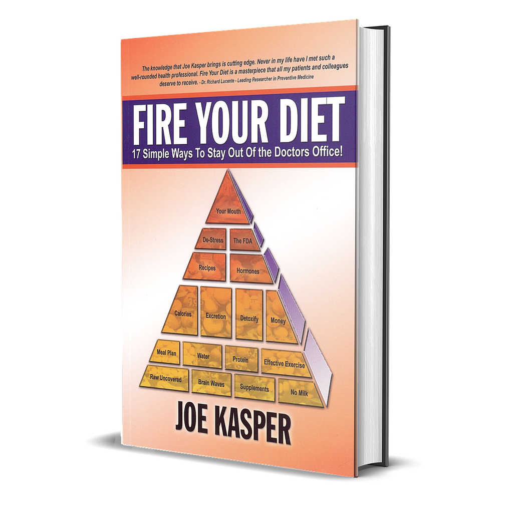 Fire Your Diet E-Book